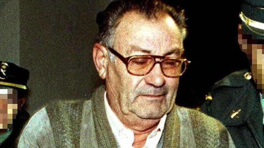 José Parejo, el asesino de su exmujer, Ana Orantes.