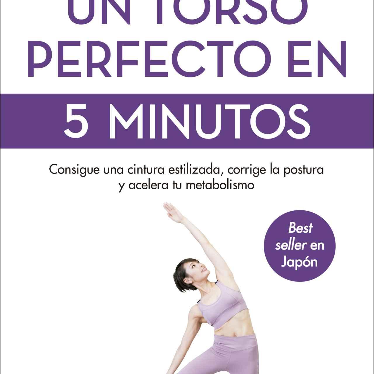 Portada del libro 'Un torso perfecto en 5 minutos'.