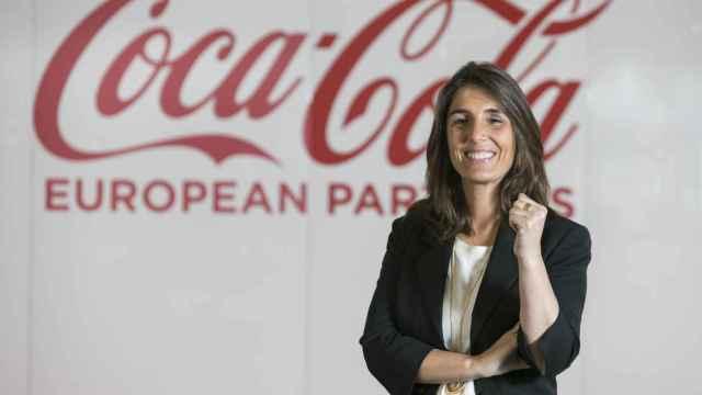 Carmen Gómez-Acebo, directora de sostenibilidad de Coca-Cola European Partners.