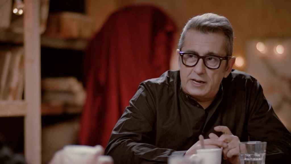Buenafuente en la serie documental.