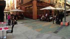 Restaurantes de la calle Castaños de Alicante.