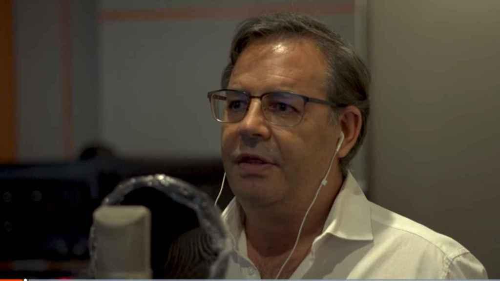 Cholo Moratalla dirige el doblaje de 'Mujer'.