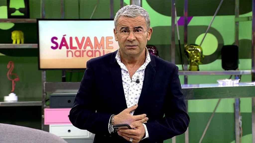 Jorge Javier Vázquez ha atizado a 'MasterChef' desde 'Sálvame'.