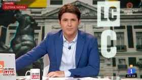 Jesús Cintora ha confirmado en directo el asesinato de dos periodistas españoles en Burkina Faso.