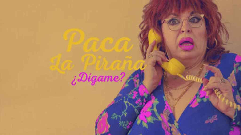 Paca la Piraña ha presentado sus propios espacios en 'ATRESplayer PREMIUM'.