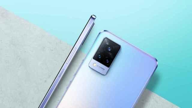 Vivo V21 5G diseño