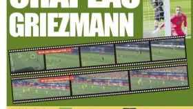 Portada Mundo Deportivo (27/04/21)