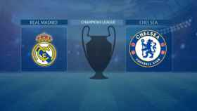 Streaming en directo | Real Madrid - Chelsea (Champions League)
