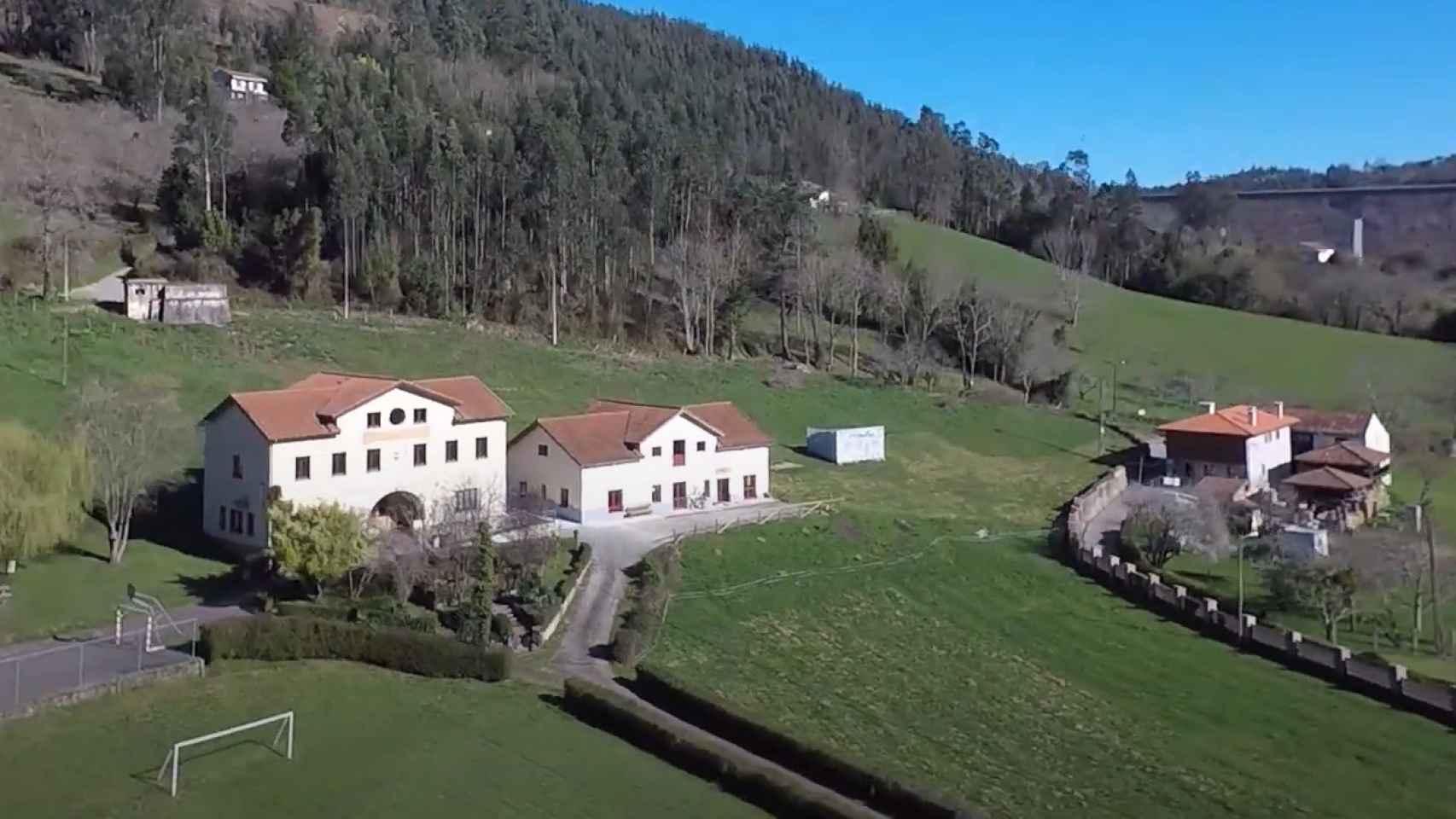 Sede CTIC Ruraltech en El Porreñu.