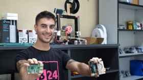 Iraitz Cordero es un joven emprendedor de 24 años.