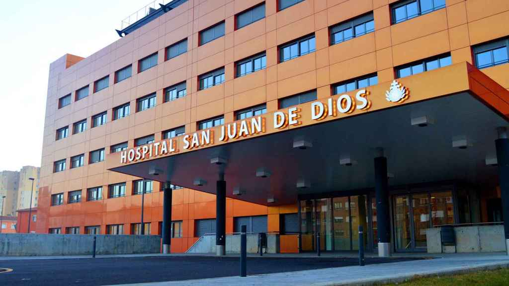 Hospital San Juan de Dios de León.
