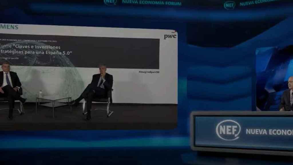 Presentación informe de Siemens y PwC sobre España 5.0