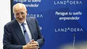 Juan Roig, presidente de Mercadona e impulsor de Lanzadera. EE