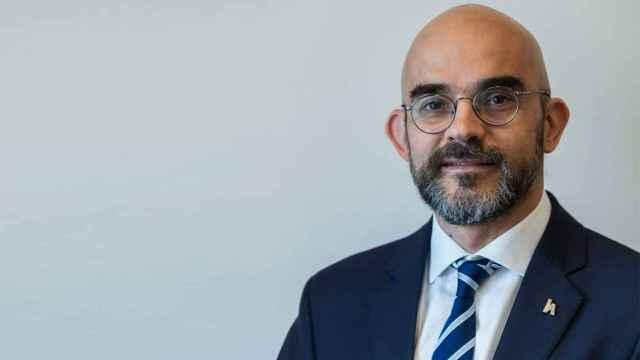Carlos Núñez, nuevo CEO de El País y la Ser, en una imagen de archivo.