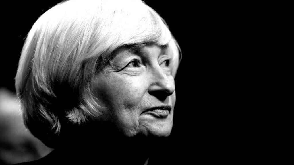 La secretaria del Tesoro de EEUU, Janet Yellen.