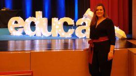 María García recibió en 2018 el Premio Educa ABANCA como Mejor Docente de FP de España.