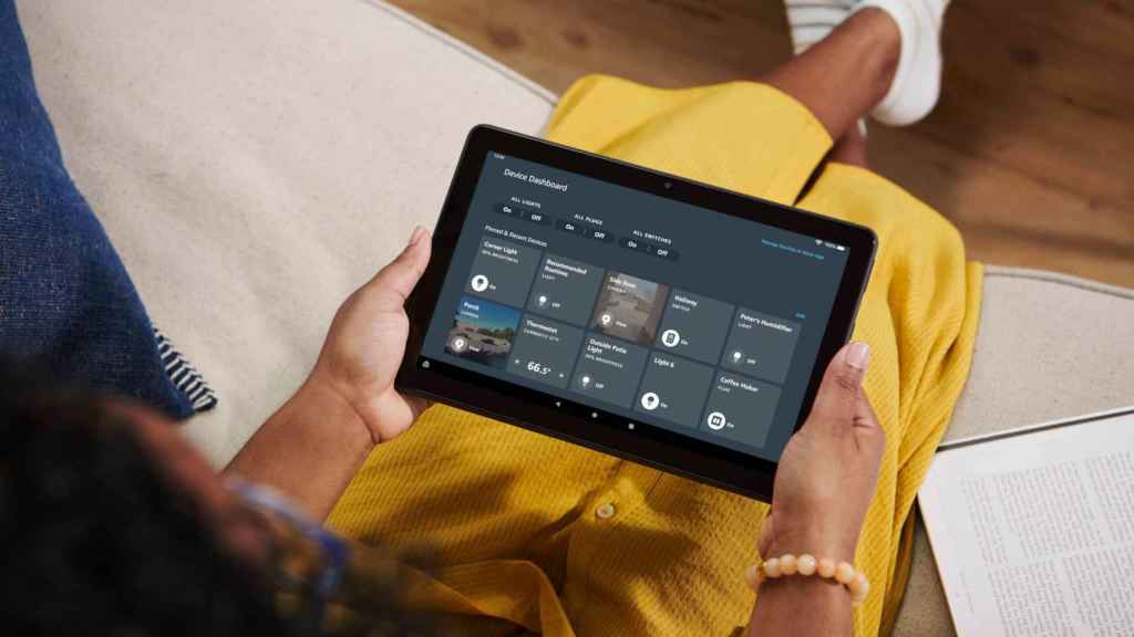 Nueva Amazon Fire HD 10
