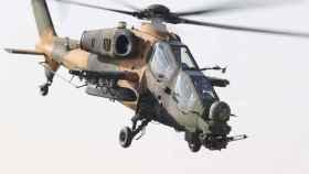 Así es el helicóptero T129B