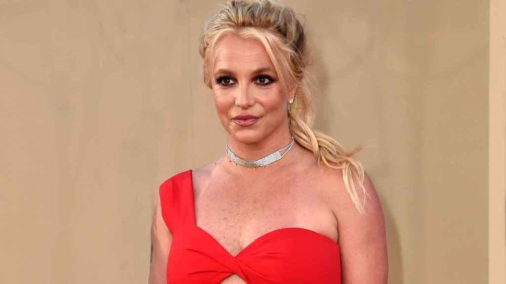 Britney Spears, en una imagen de archivo.