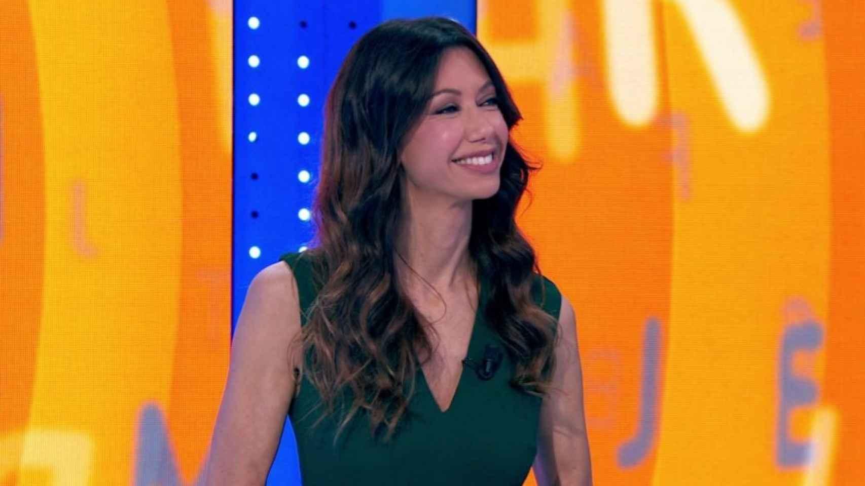 Quién es Cristina Alvis, la nueva copresentadora de 'Pasapalabra'