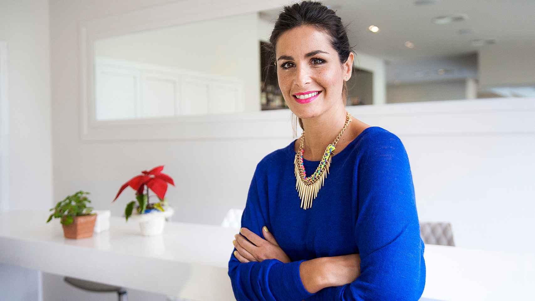 Nuria Roca está viviendo un gran momento televisivo y teatral en su carrera profesional.