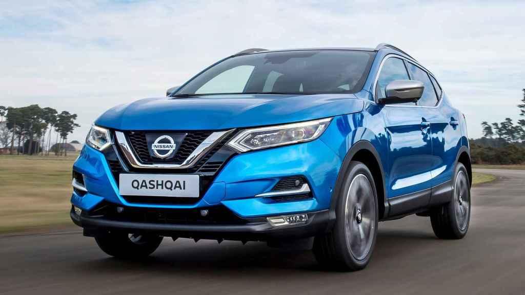 El Nissan Qashqai, el coche SUV más vendido en España en 2020.