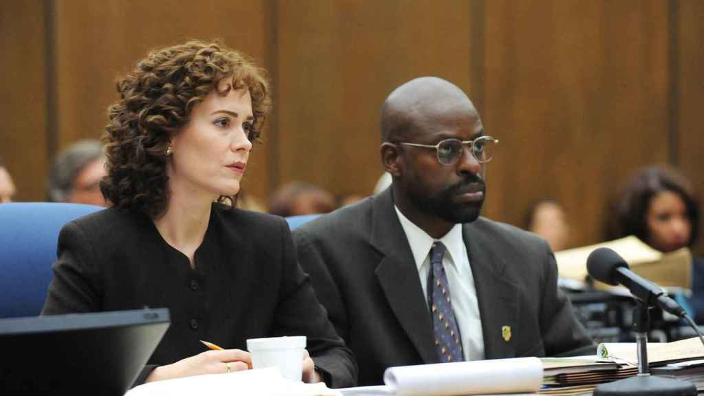 'American Crime Story- The People v. O.J. Simpson' .