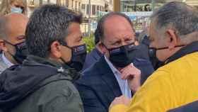 El PSOE presenta una moción contra el alcalde de Orihuela, Emilio Bascuñana