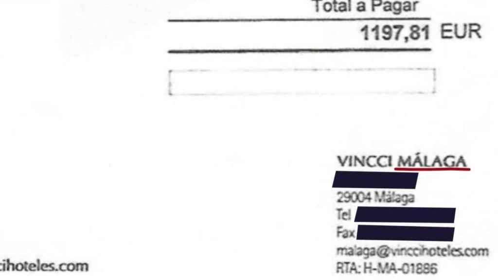 El informe que demuestra que Rocío y Fidel estuvieron en Málaga hasta el día 7.