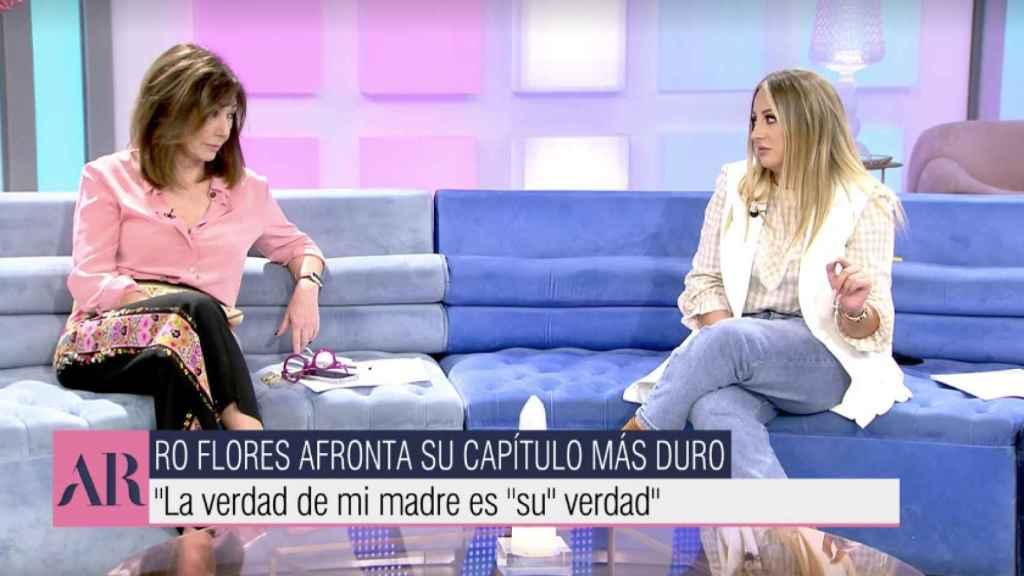 Rocío Flores, cuestionar el testimonio de su madre para dar alas a los negacionistas