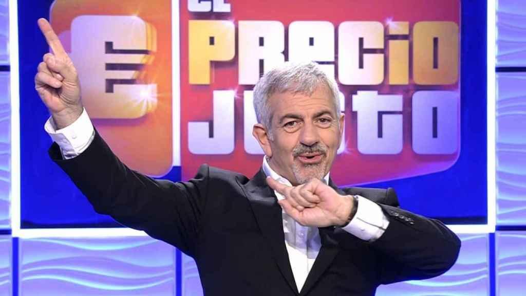'El precio justo' no ha cuajado en las tardes de Telecinco.