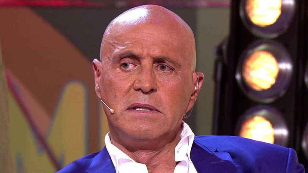 Kiko Matamoros no ha sido cuestionado por el programa que despidió a Antonio David.