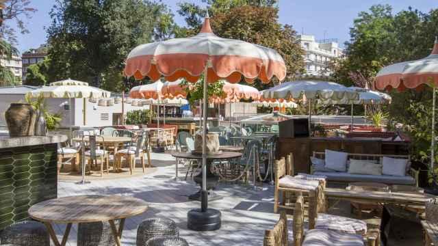 Las mejores terrazas de Madrid de 2021