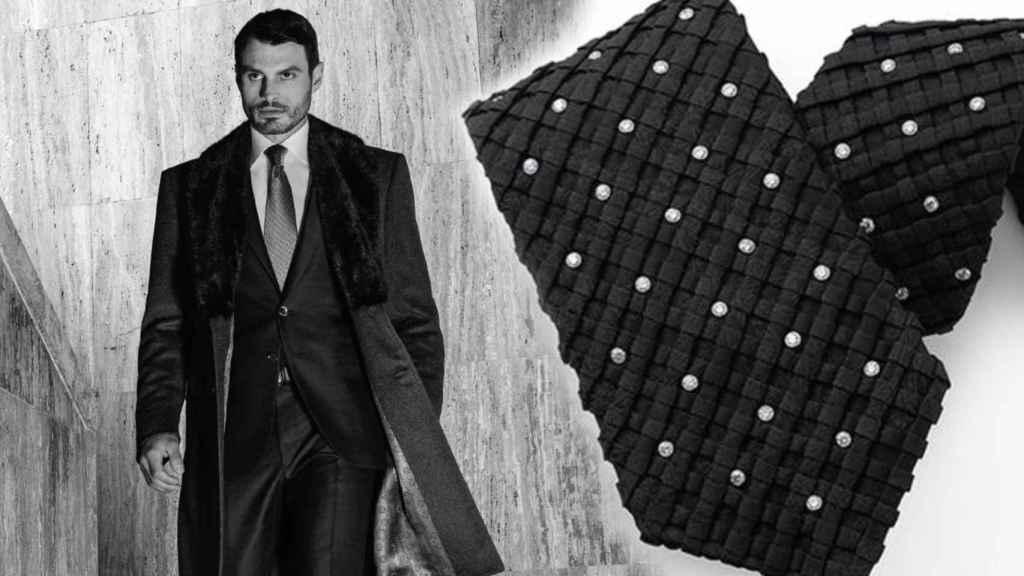Stefano Ricci ha creado la corbata más cara del mundo.