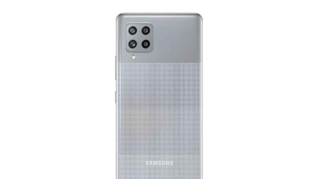 Galaxy M42 5G camaras