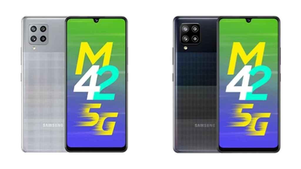 Galaxy M42 5G colores