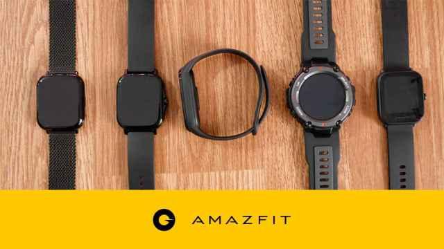 Relojes inteligentes Amazfit: guía de compra