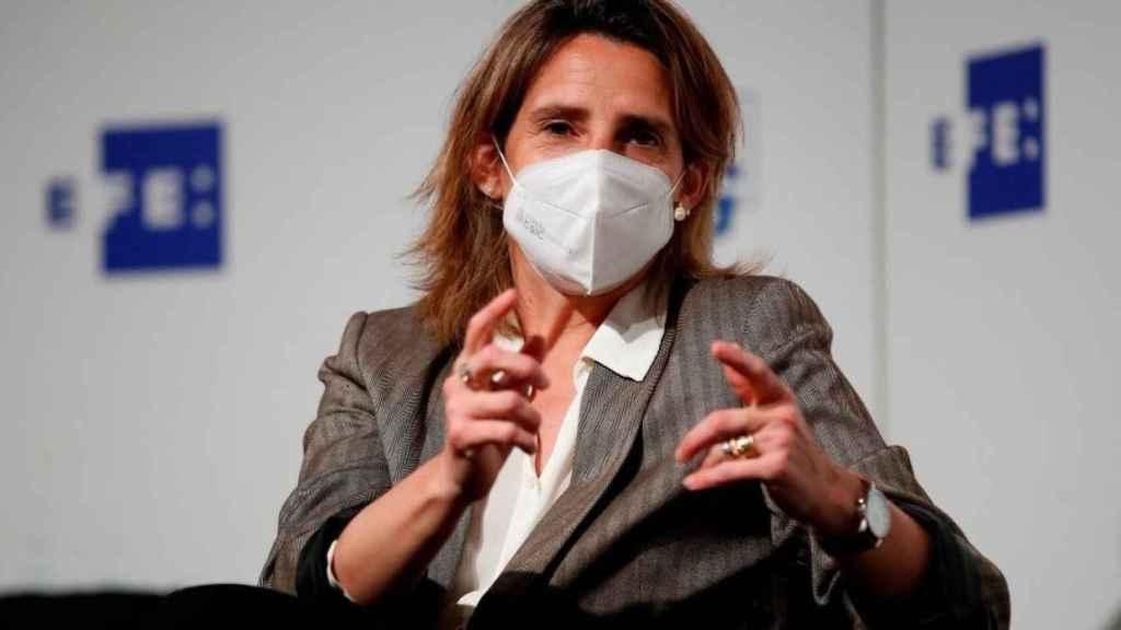 Ribera: Si IFM entra en Naturgy será con el cumplimiento de todas las garantías