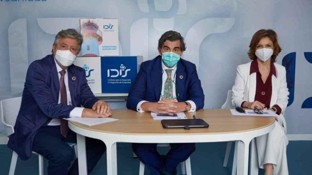 Presentación del informe 'Sanidad Privada, Aportando Valor: Análisis de la situación 2021' de la Fundación IDIS.