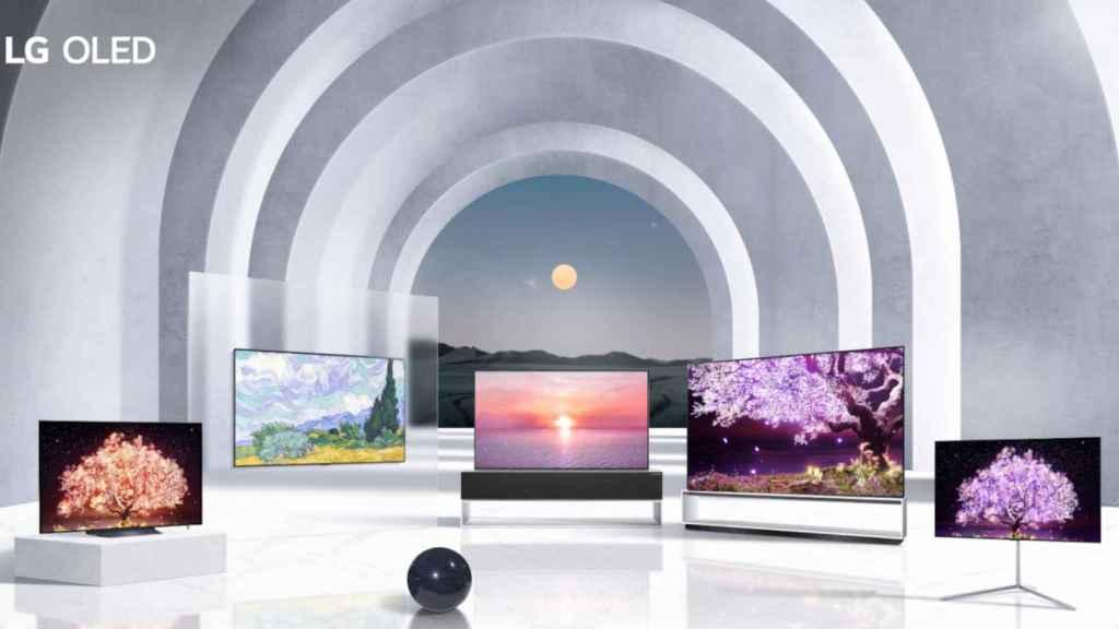 LG ha presentado sus nuevos televisores para 2021.