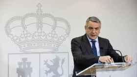 Javier de Andrés, exdelegado del Gobierno en el País Vasco.