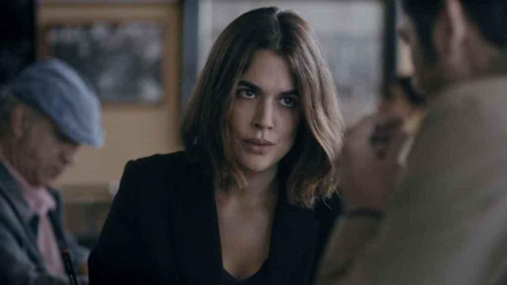 Adriana Ugarte en 'Parot'.