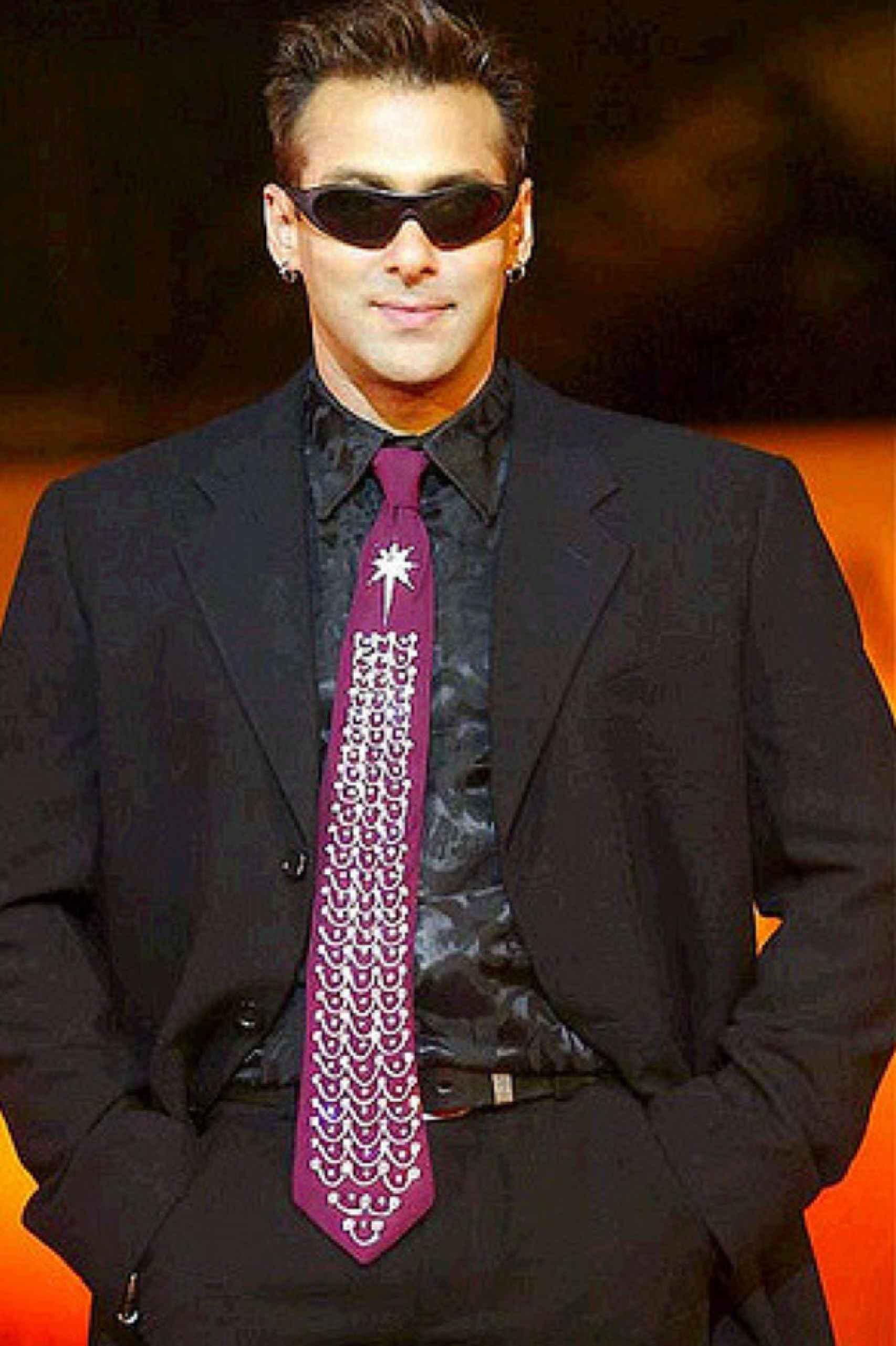 La corbata Suashish, la más cara del mundo.