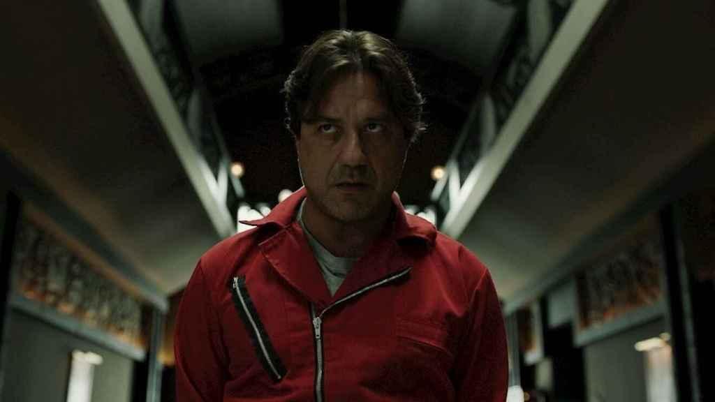 Quién es Enrique Arce, el actor de 'La casa de papel' invitado de 'Pasapalabra'
