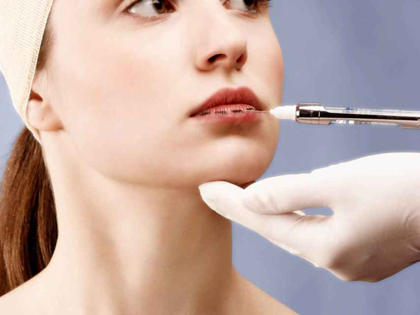 Botox has become one of the most popular products.