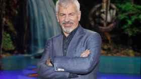 Carlos Sobera declinó la oferta de Telecinco y finalmente fue Pepe Navarro el elegido.