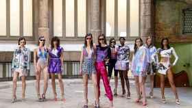 Custo Barcelona lleva su verano a  080 Barcelona Fashion.