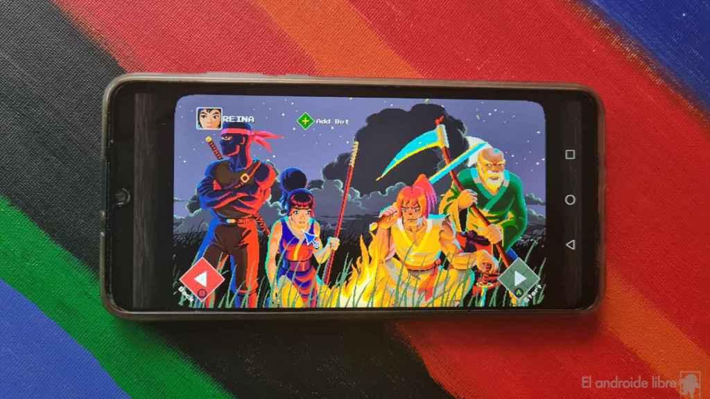Clan N: un juego para Android caótico pero muy divertido