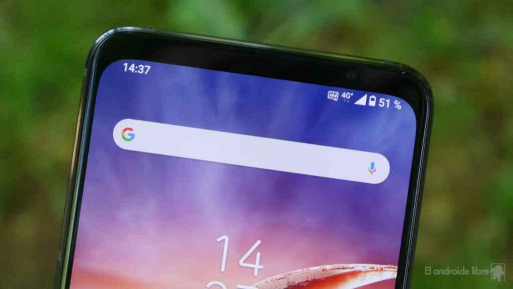 El Asus ROG Phone 5 tiene marcos muy notorios