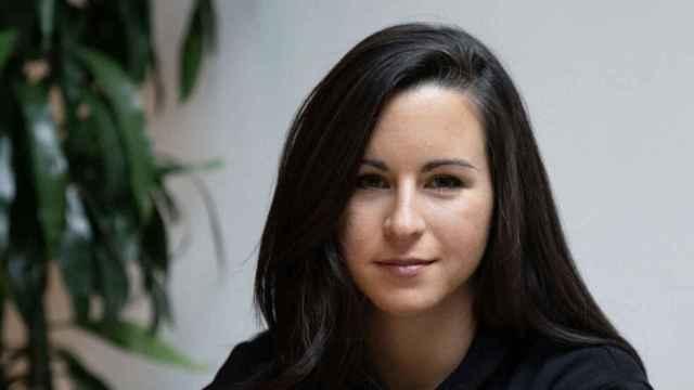 La ingeniera española Lola Priego, fundadora de la startup Base en Nueva York.